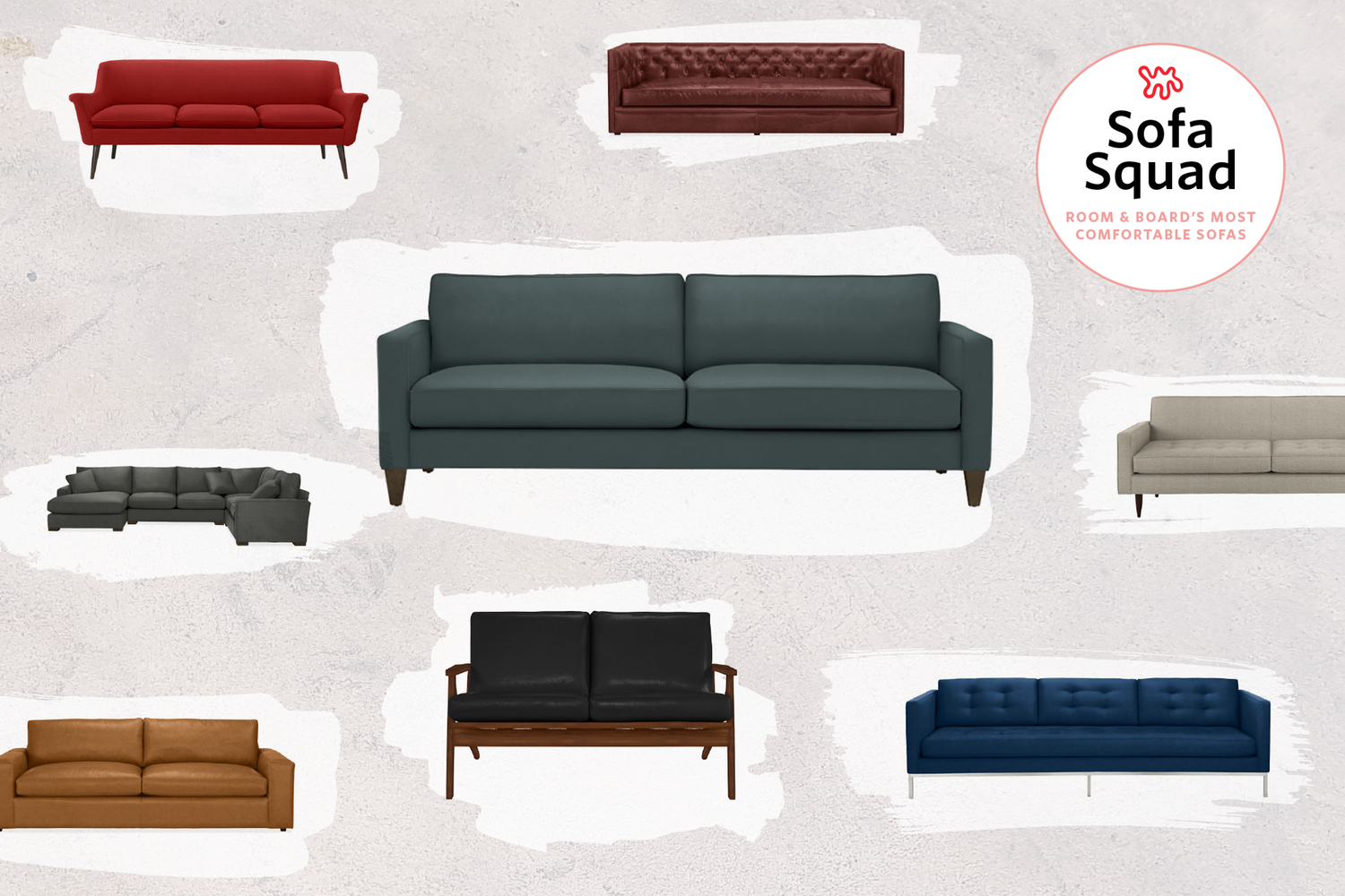 The Most Comfortable Sofas At Room