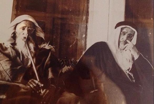 الشيخ علي بن عبدالله آل ثاني الريان Old Things Past History