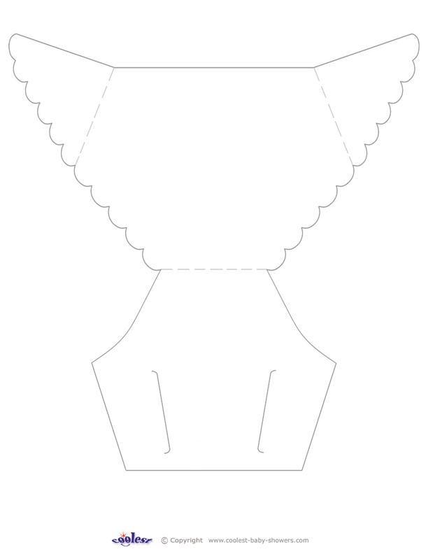 .modelo para fralda convite | origami | Pinterest | Moldes ...