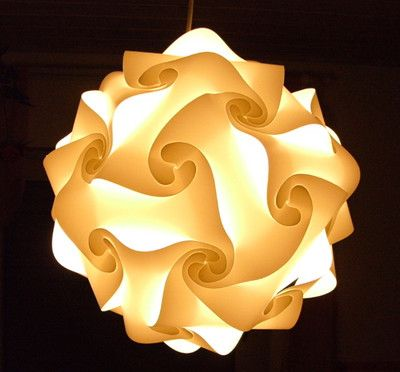 Iq Retro Puzzle Lampe Grossen S M L Xl Xxl Designer Lampen Neu Puzzle Lampe Lampe Puzzleteil