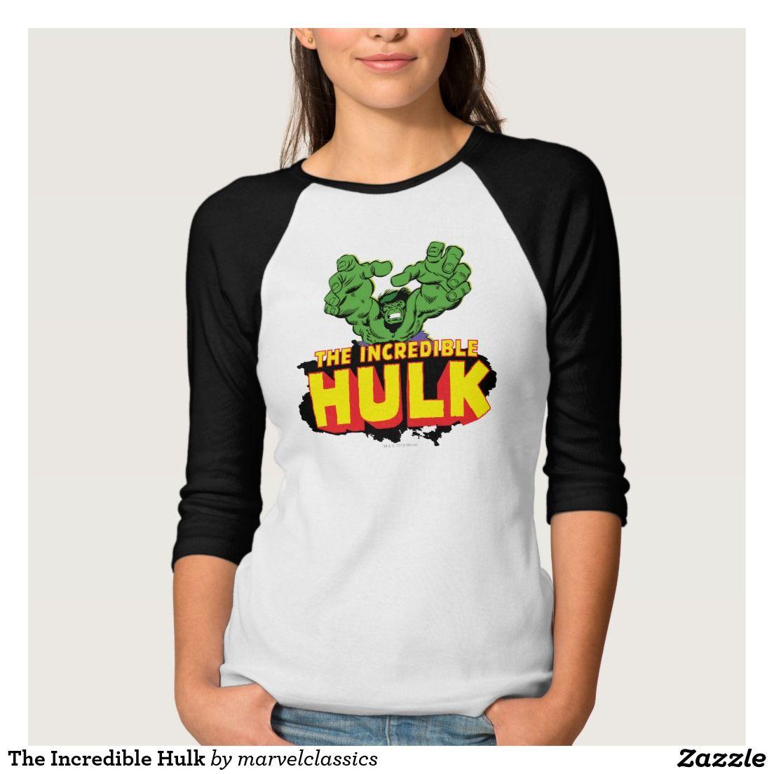 The Incredible Hulk T-shirt