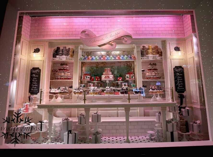Lord And Taylor Christmas Window Display 2020 LORD & TAYLOR: A Few of Our Favorite Things, Sweets Shop in 2020