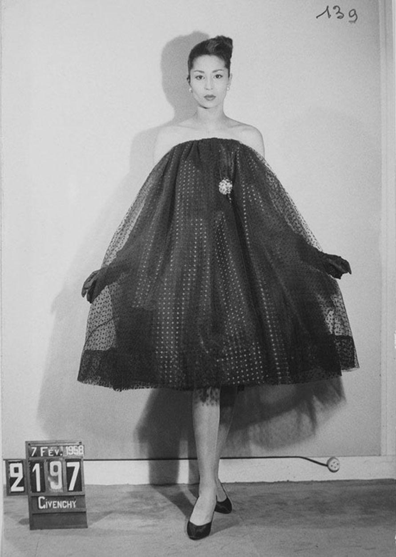 Baby Doll Dress Hubert De Givenchy Riccardo Tisci Archive 1960