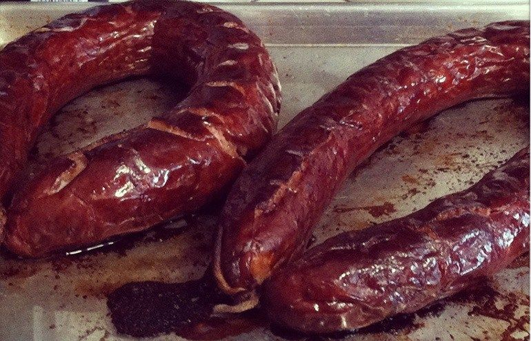 Pin By Monica Tarver On Food And Recipes Polish Sausage Sausage Fresh Polish Sausage Recipe