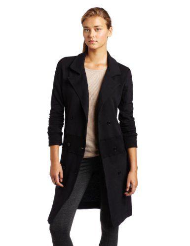 Hknb Heidi Klum For New Balance Women`s 3/4 Length Jacket With Rib Panels