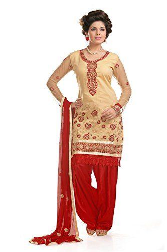 SareesFashion presents Women's Cotton Unstitched Dress Ma... http://www.amazon.in/dp/B01I87LOBK/ref=cm_sw_r_pi_dp_6TkHxb1HNPWMY