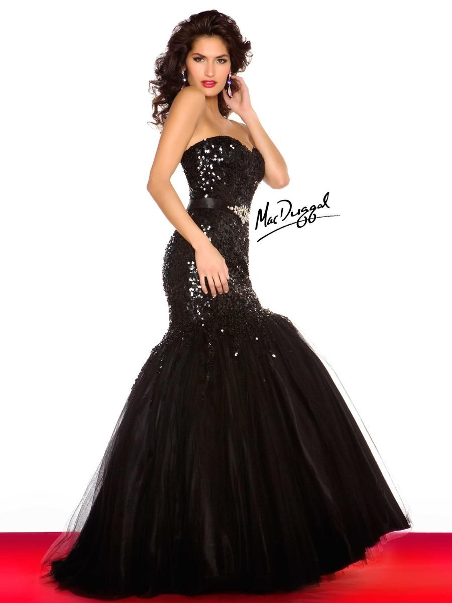 Mac duggal dresses online and prom dresses on pinterest