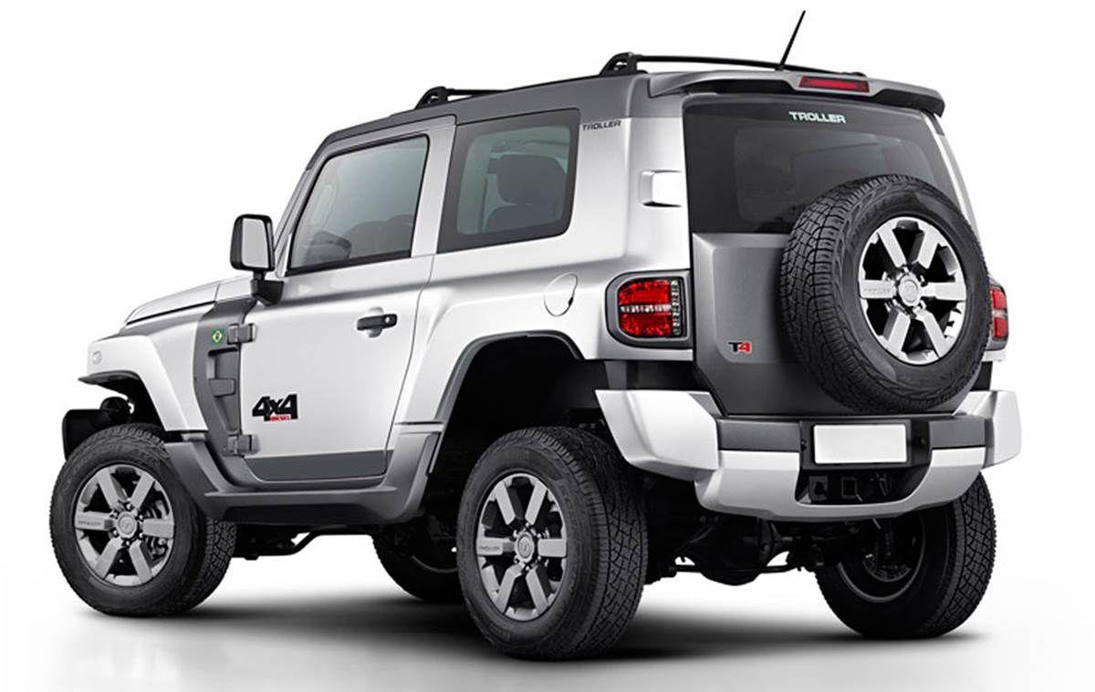 Troller Ford Bronco Jeep Troller Troller
