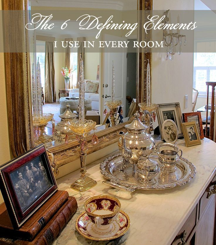 French Country Decor: The 6 Defining Style Elements I Use