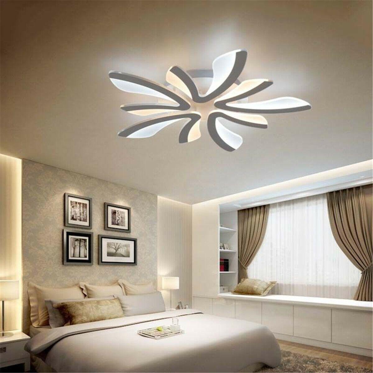 Modern Led Dandelion Acrylic Ceiling Lamp Pendant Light Chandeliers Bedroom Room Home Decor Id Chandelier In Living Room Ceiling Lights Ceiling Pendant Lights