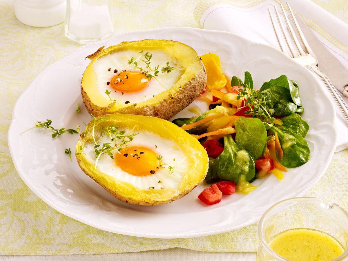 eier rezepte das gelbe vom ei eier rezepte gef llte kartoffeln und kartoffeln. Black Bedroom Furniture Sets. Home Design Ideas