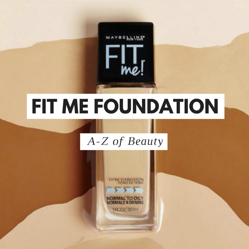 AZ Beauty Maybelline Fit Me Foundation