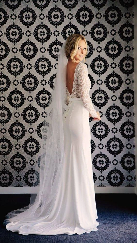 Photo of Best Wedding Gowns White Dress Short Frock White Bridal Shower Outfit