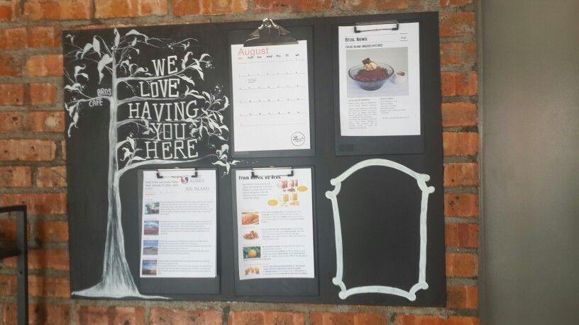 DIY Notice Board