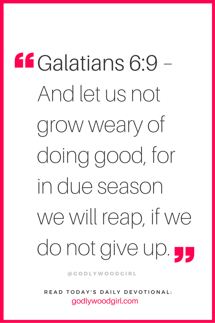 Bible Quotes About Not Giving Up Endearing Today's Daily Devotional For Women  Fight The Urge To Quit