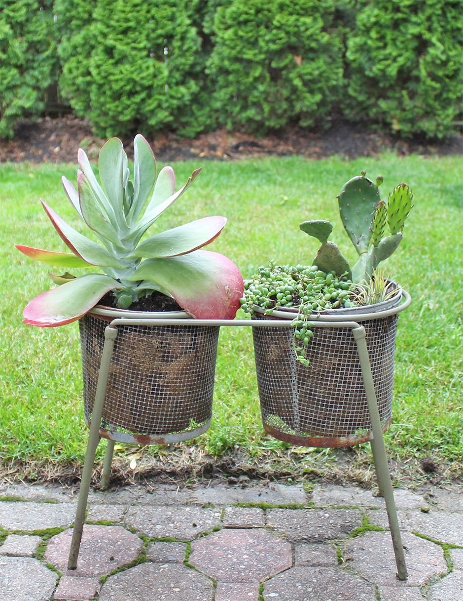 Upcycled Killie Pot Planter | Planters, Garden projects ...