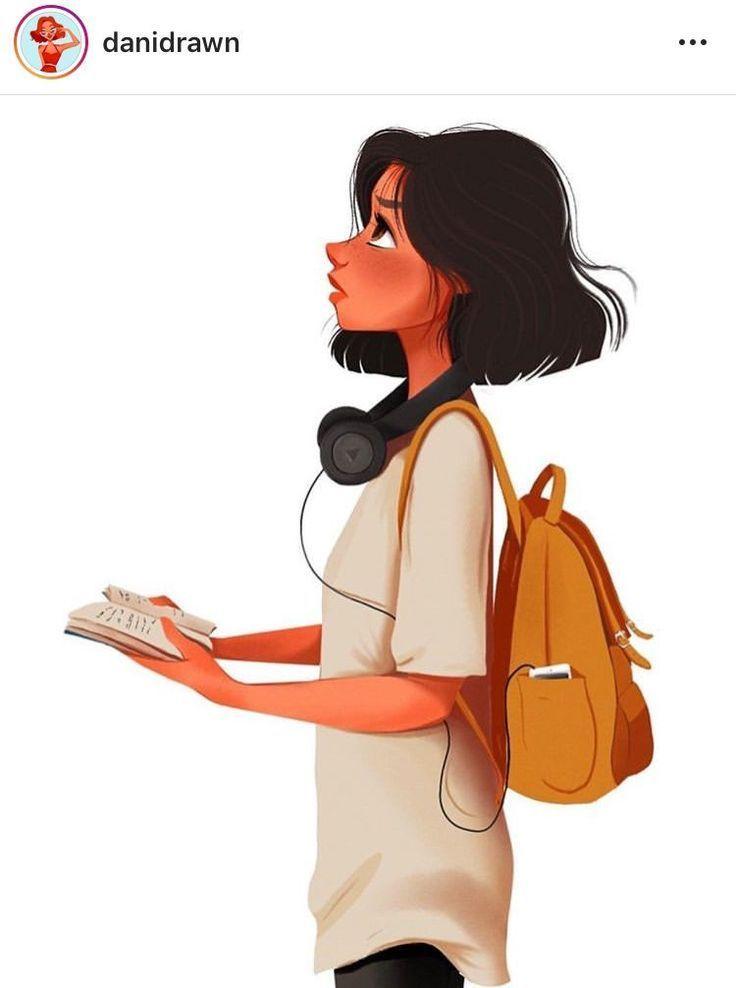Photo of Pin von Xenia auf muss im Jahr 2020 versuchen   Cartoon Kunststile Anime Kunst Mädchen Nettes