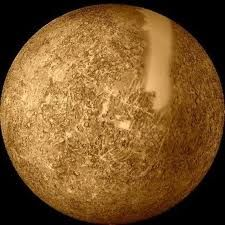 Mercury: Mercury is the closest planet to the sun and orbits the sun in only 88 days (the Earth takes 365 days). Learn more about Mercury.  From: Planets for Kids