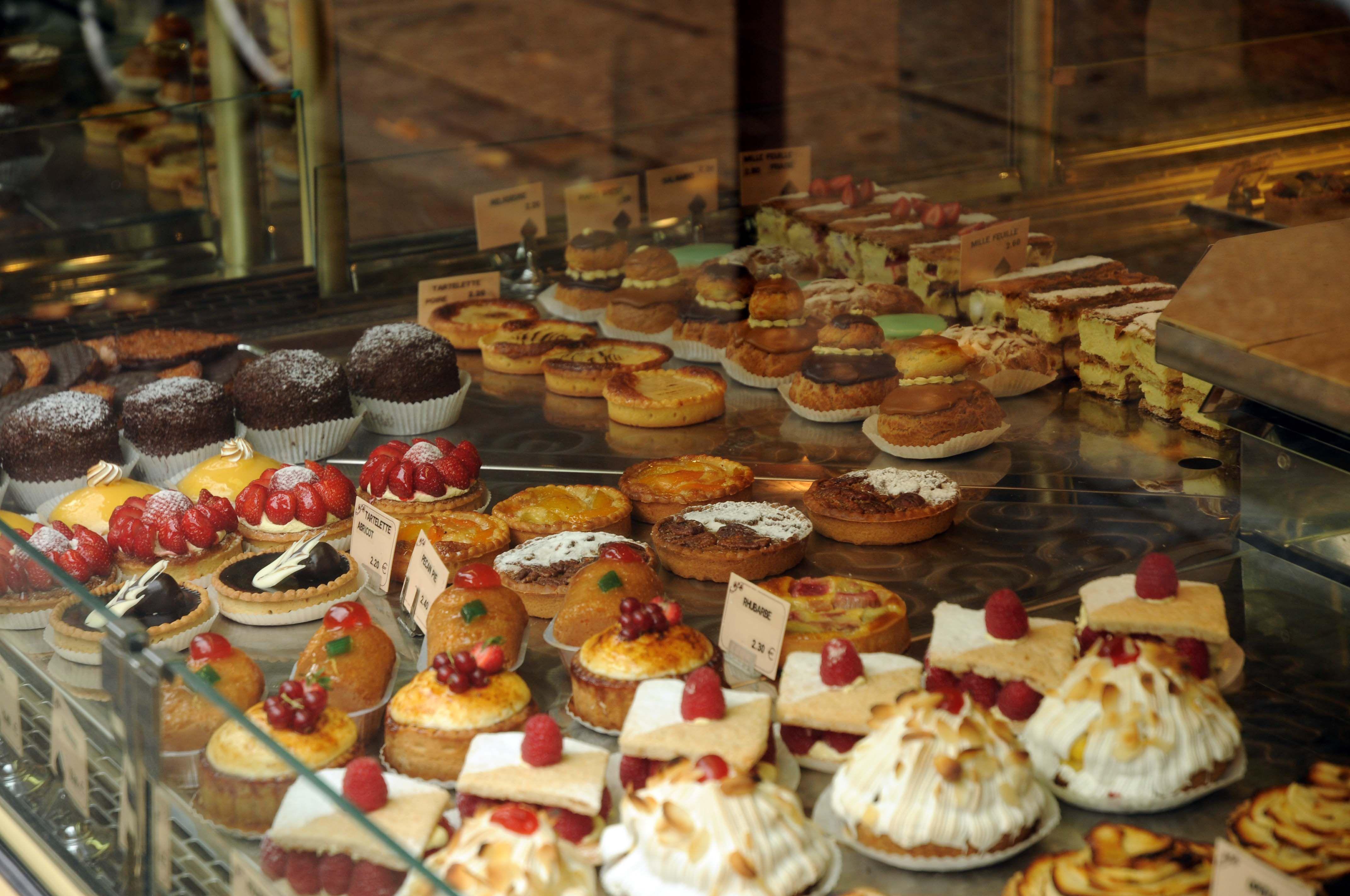 Une Pâtisserie à Paris