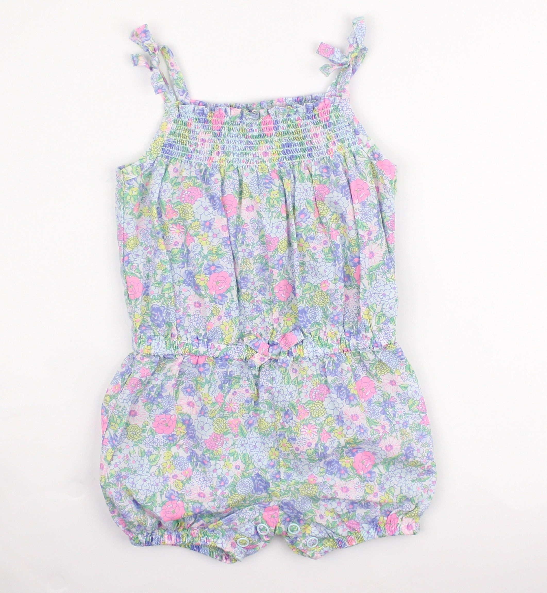 Baby Girl Floral Romper by Carters in Size 6 Months and ly $4 50