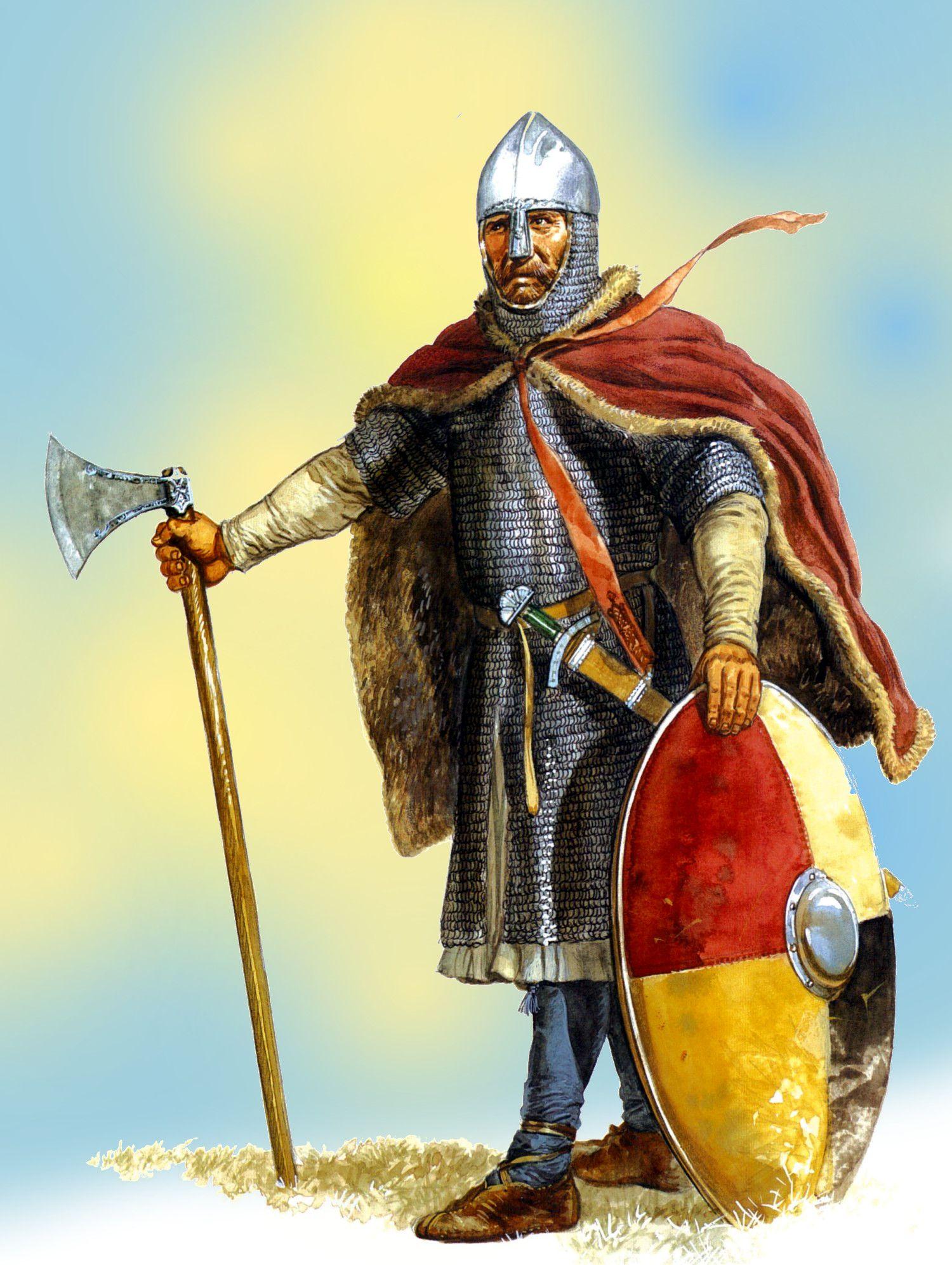 есть картинки русский воин средневековья чувствую себя достаточно