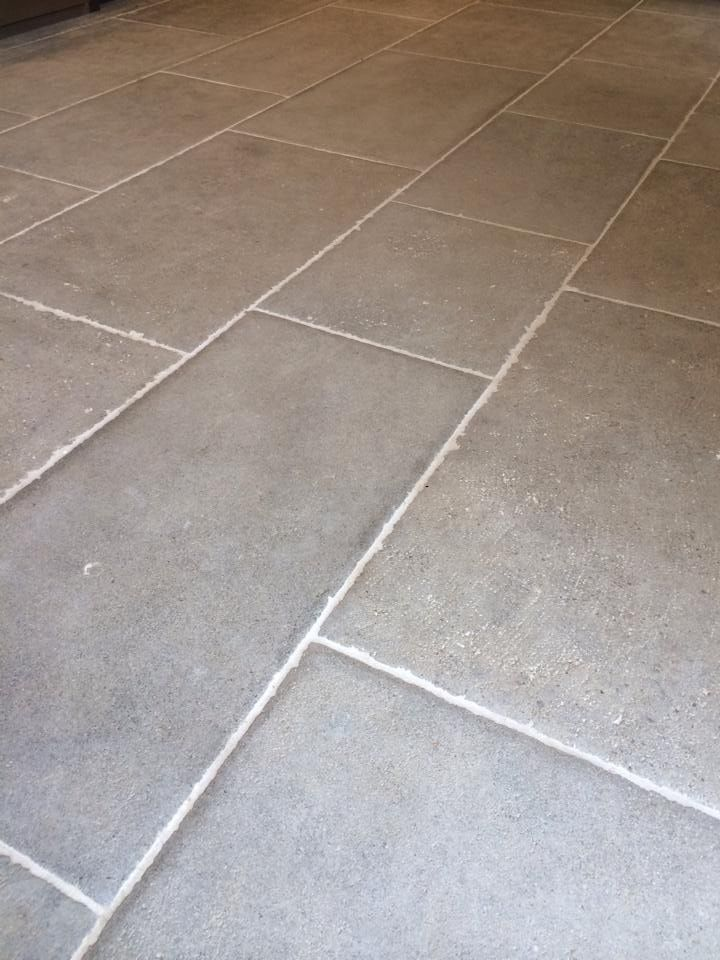 Moroccan Grey Limestone Flag Is Perfect For Kitchens And A Great Stone For Underfloor Heating This Hand Finish Stone Flooring Tile Floor Limestone Floor Tiles