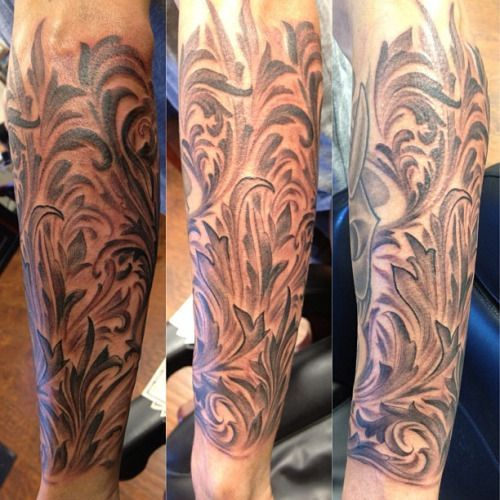 Sleeve Tattoo Filler Designs: Image Result For Tattoo Fillers For Sleeve