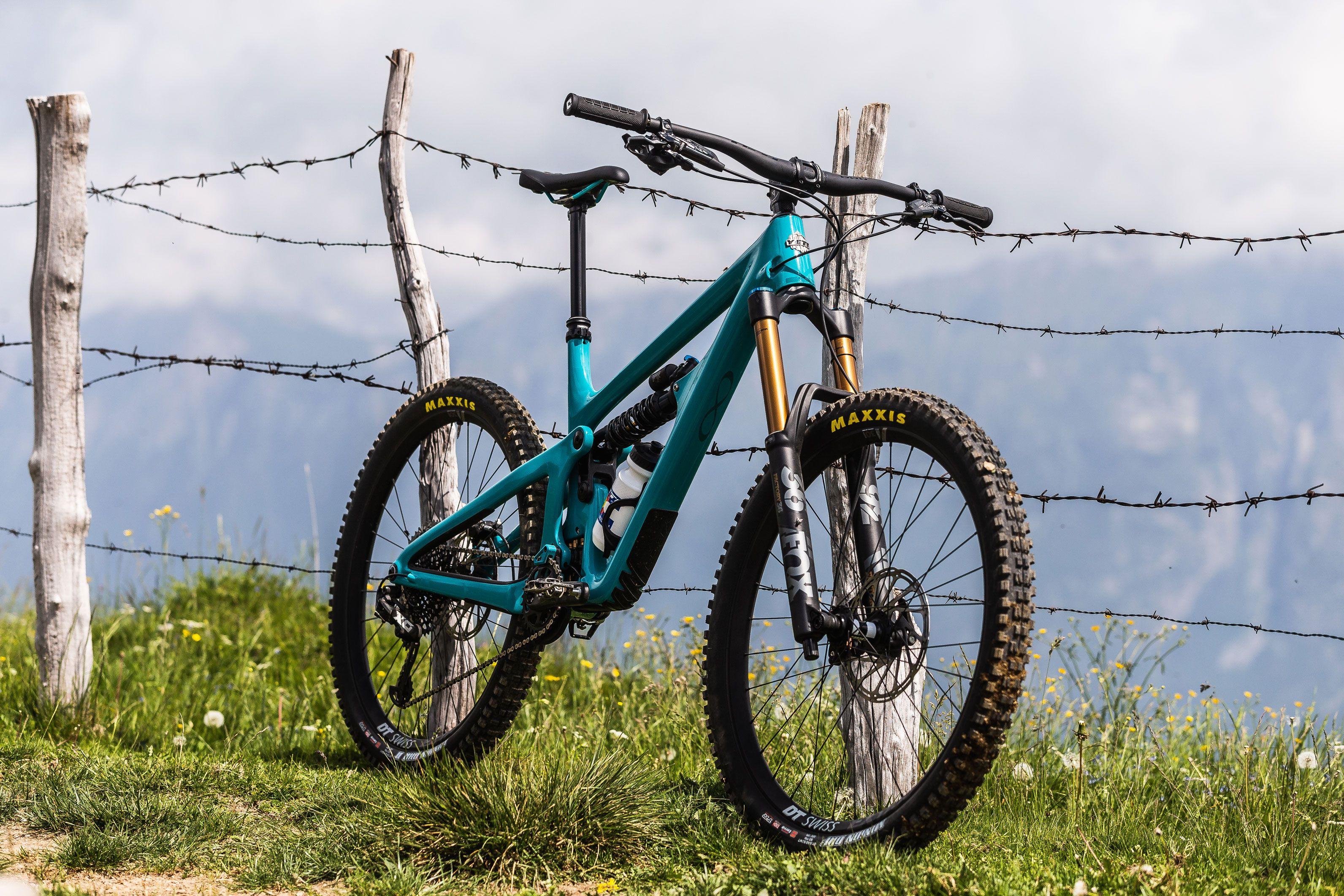 Yeti Sb165 Mountain Bike Review Pure Fun Bike Reviews Mountain