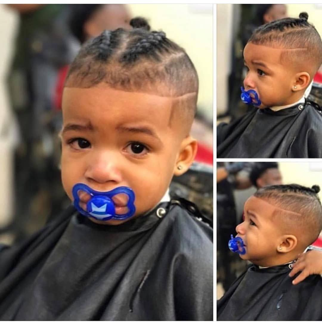 2 295 Likes 24 Comments I Send You Viral Black Beautifulclassy On Instagram Cutie Tu Baby Boy First Haircut Boys First Haircut Toddler Boy Haircuts