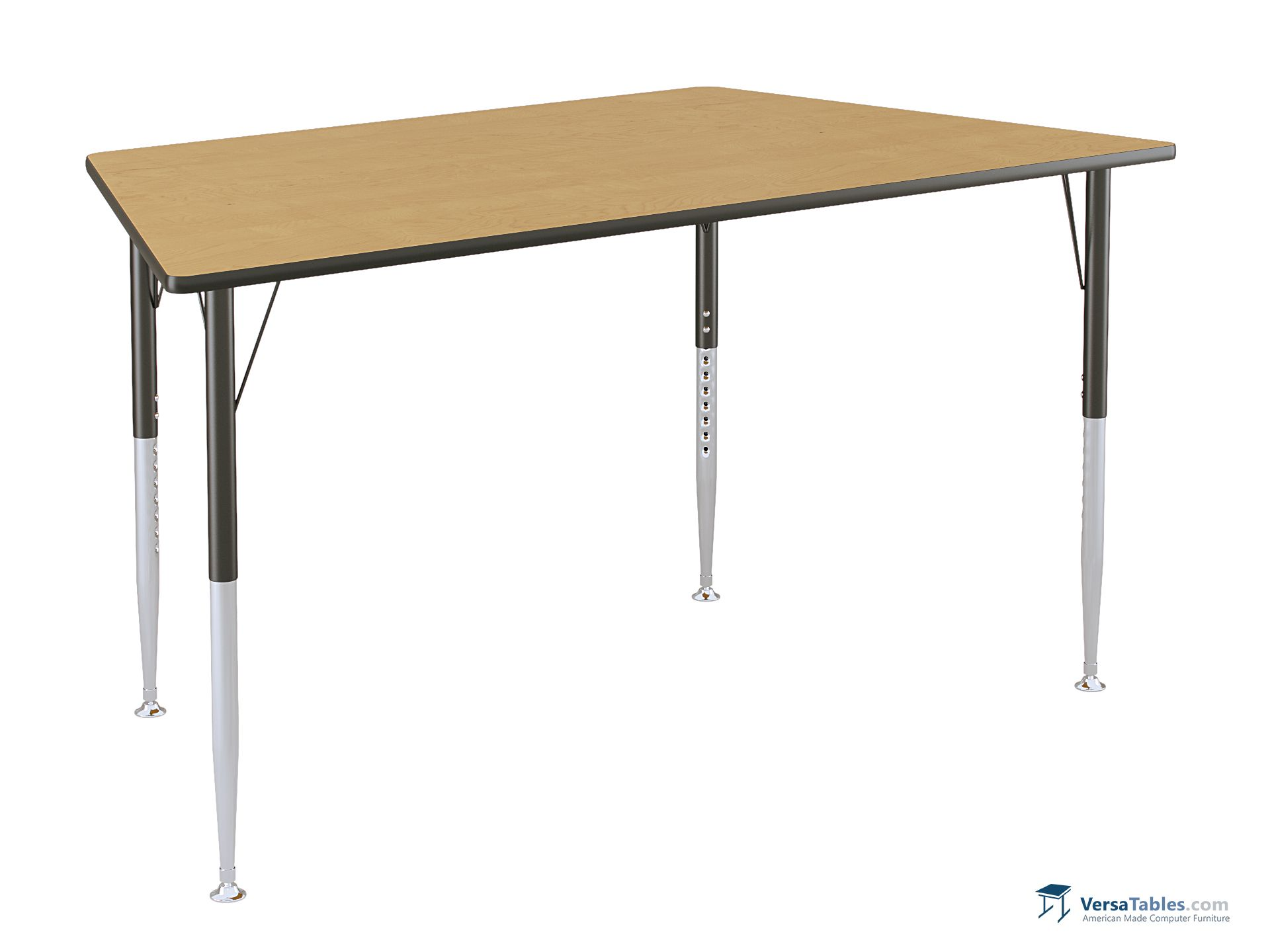 Versa Connect Activity Table - Trapezoid - VCAT-TRAP Series By Versa Tables