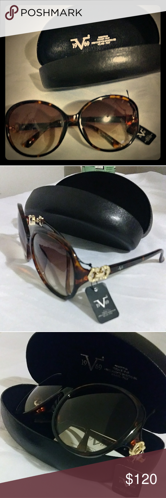 4eeaecf68133 I just added this listing on Poshmark  Versace sunglasses.  shopmycloset   poshmark  fashion  shopping  style  forsale  Versace  Accessories