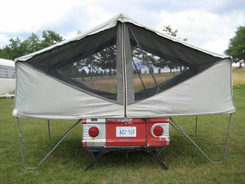 1965 Apache tent trailer & 1965 Apache tent trailer | campers | Pinterest | Tent trailers