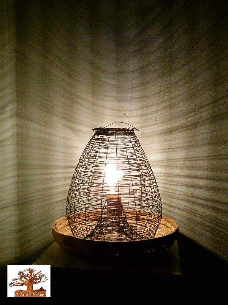 Shadow Lamps magical table lamp, with impressive light and shadow effects