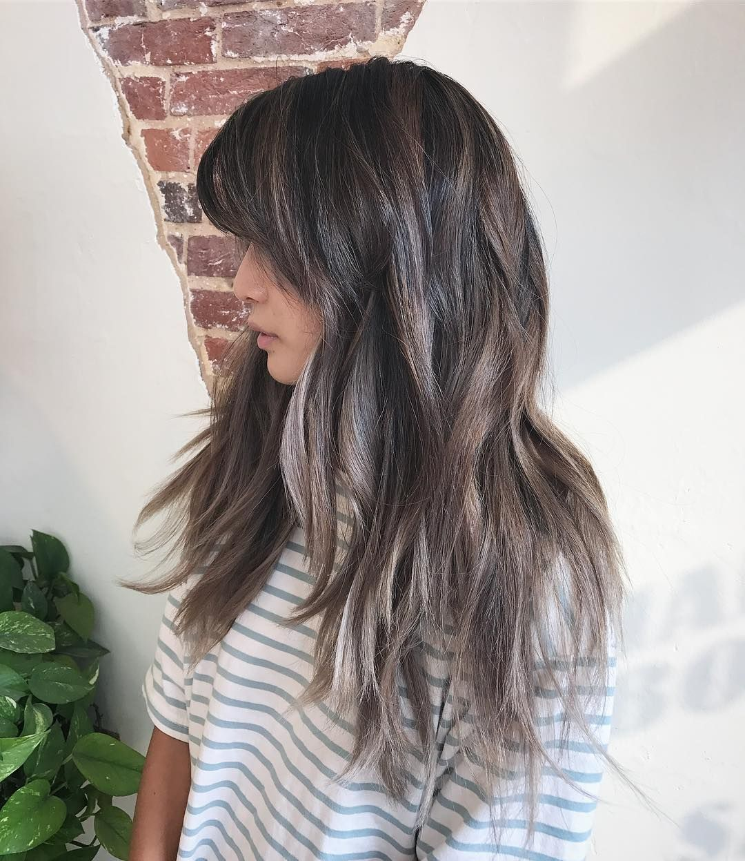 The 10 Prettiest Ash Brown Hair Ideas To Copy How To Get Ash Brown