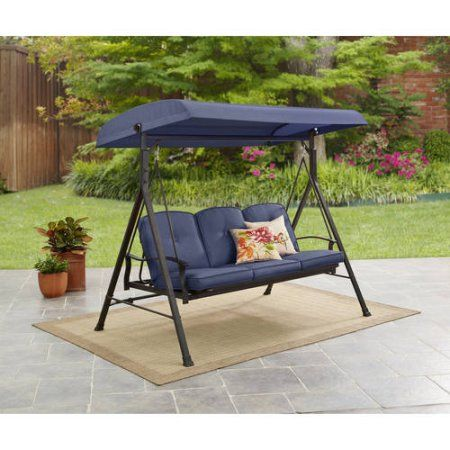 Patio Garden Decorating Canopy Swing Outdoor Patio