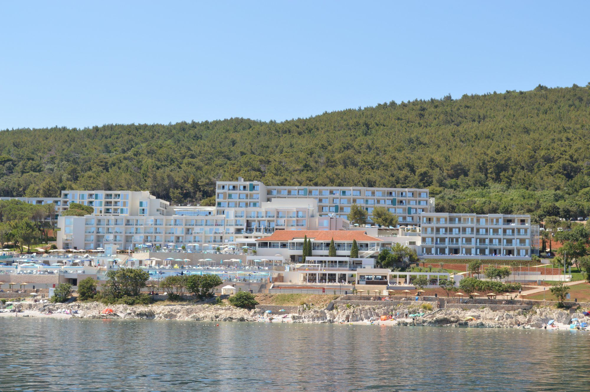 Tui Family Life Bellevue Resort Rabac Croatia Hotel
