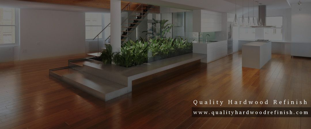 Quality Hardwood Refinish provides trusted & reliable
