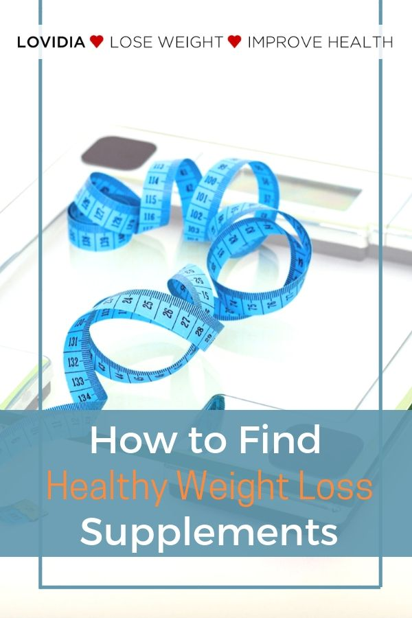 Ideal weight loss products