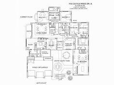 Medieval Japanese Castle Floor Plan Medieval castle floorplans ...