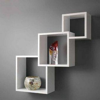 La bodega del mueble repisa cubos enlazados melamina - Bodega del mueble ...