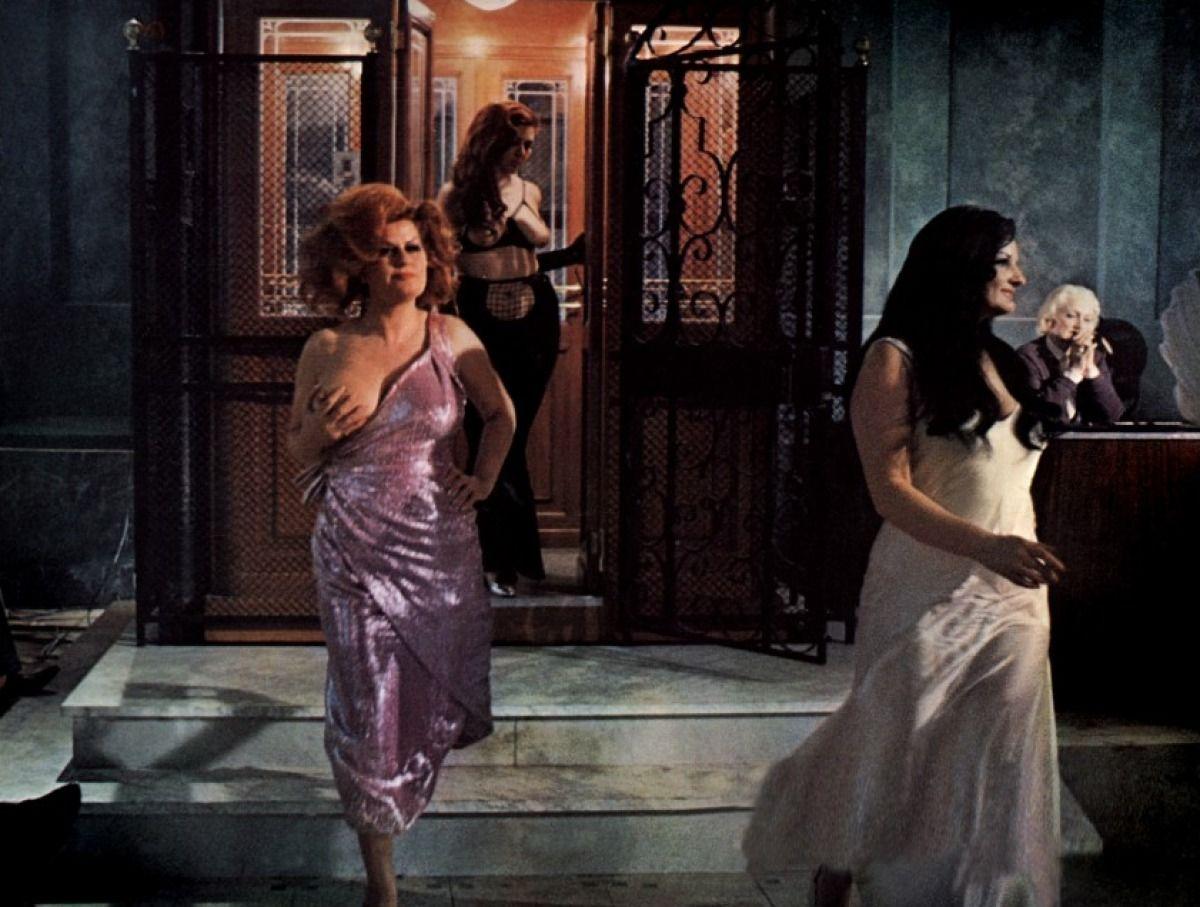Roma Film: Fellini Roma 1972