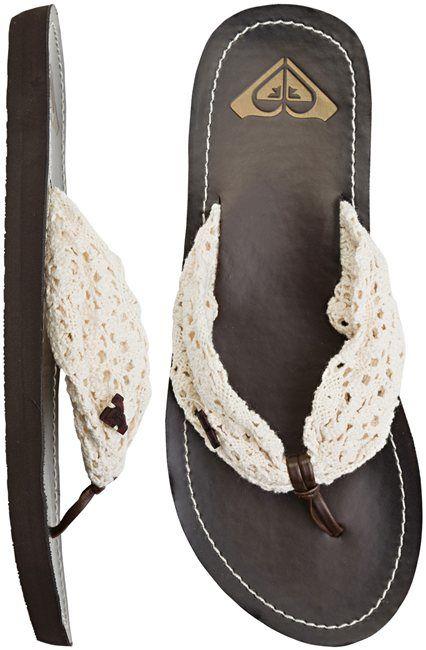 Roxy Pancho Sandal 32 00 Cute Flip Flops Cute Sandals Cute Shoes