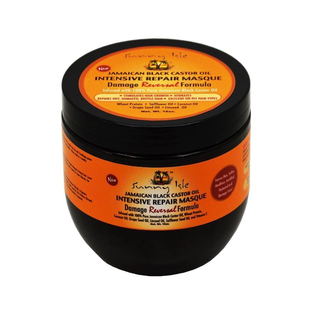 Sunny isle jamaican black castor oil ounce intensive repair