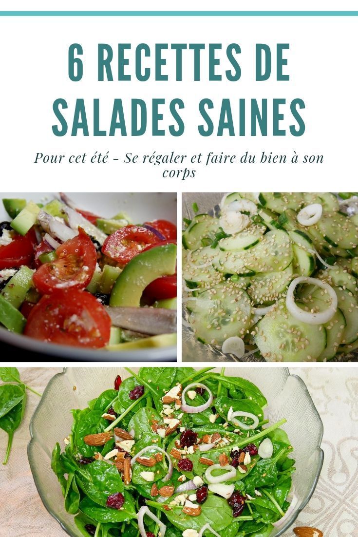 Épinglé par Lea Stefanni sur Lunch Box | Recette salade ...