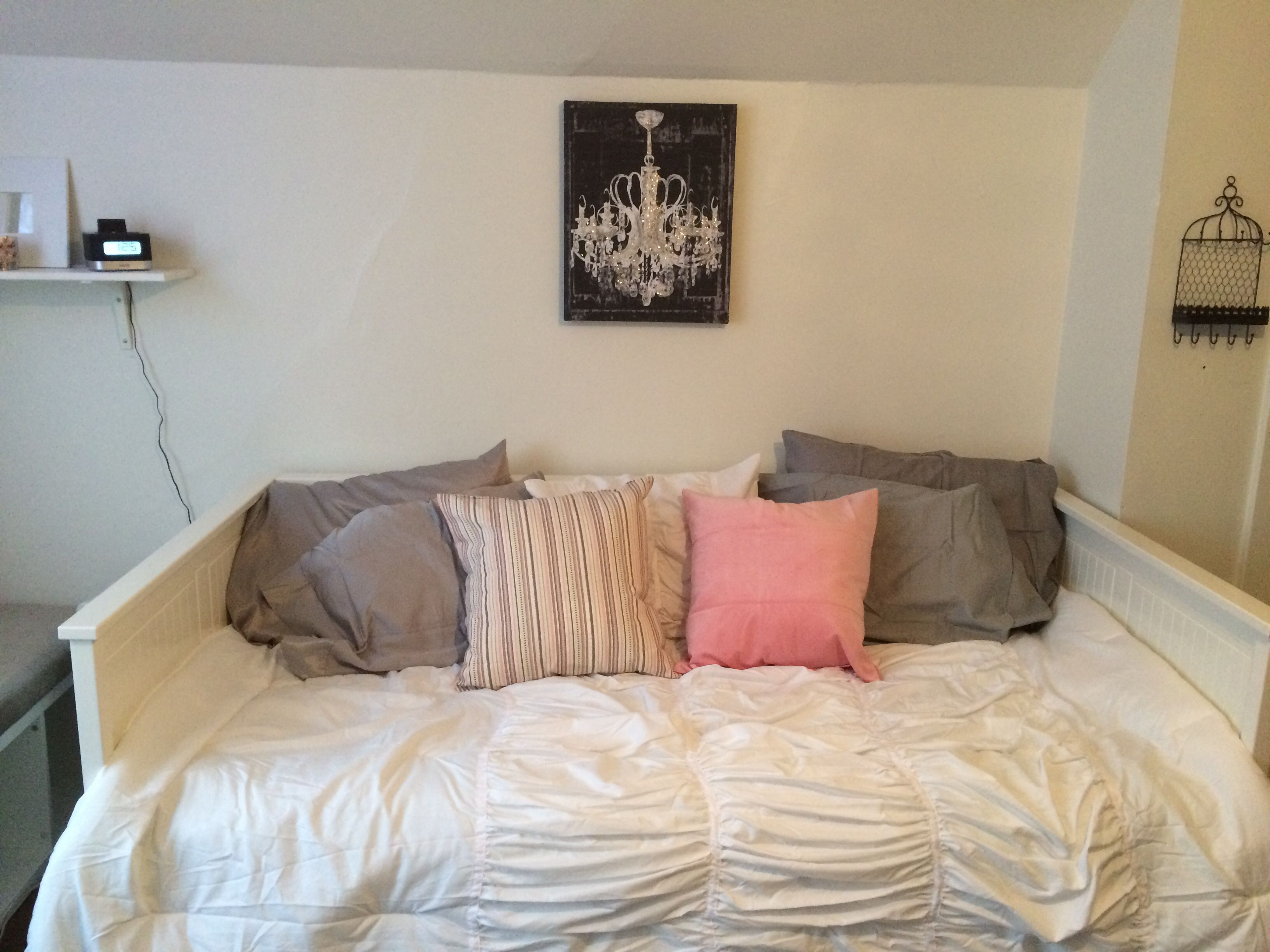 DIY my first room makeover Decorative Pillow covers