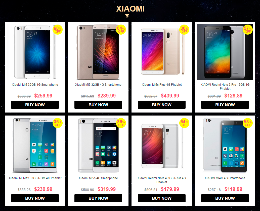 Xiaomi Black Friday 2020 Deals (With images) Black