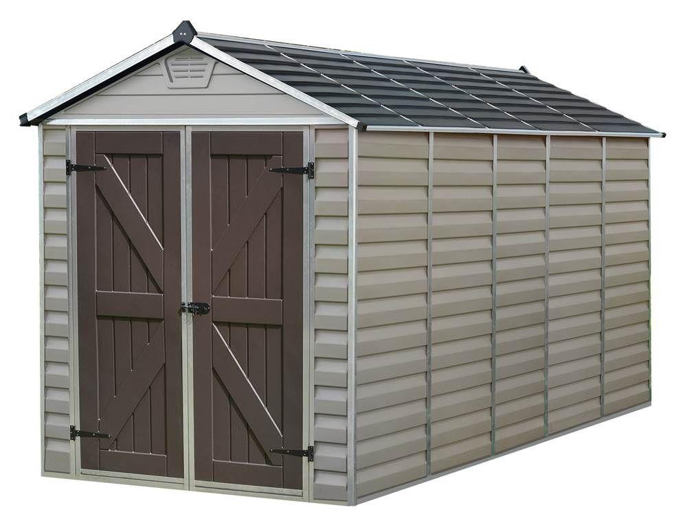 Aluminum Storage Shed Plastic Sheds Shed Building Plans Shed