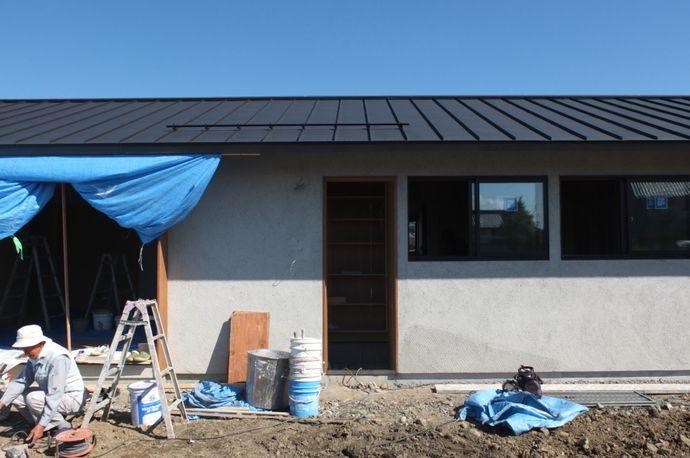 雨樋なしの軒先 Blog 岐阜の設計事務所 ピュウデザイン 住宅設計