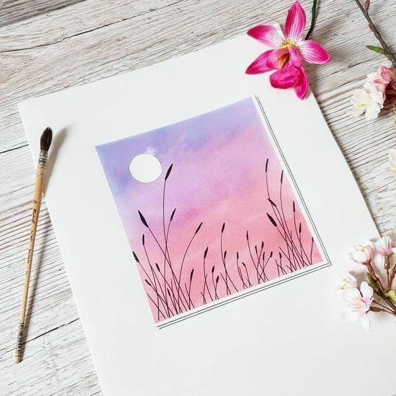 31 Easy Watercolor Art Ideas for Beginners