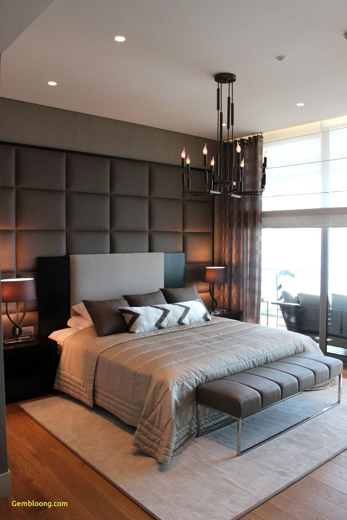 Modern Mens Bedroom Designs Desain Furnitur Kamar Tidur Kamar Tidur Utama Modern Interior Kamar Tidur Bedroom design modern contemporary